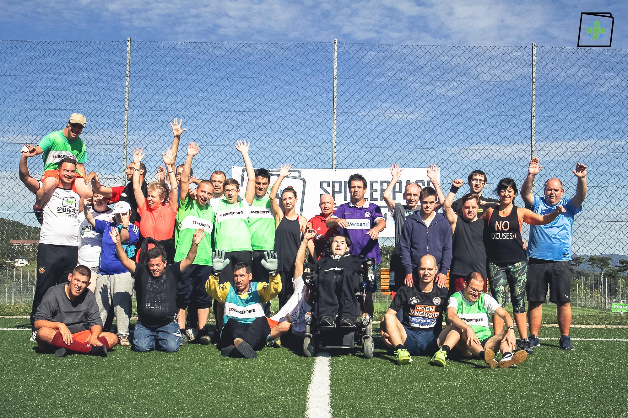 Spielerpass-Fußballcamp